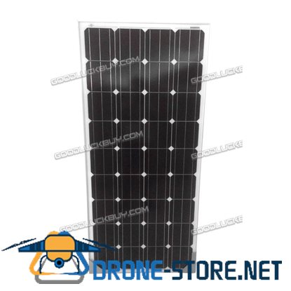 150W 12V Monocrystalline Silicon Solar Panel Module for Solar System Home Factory