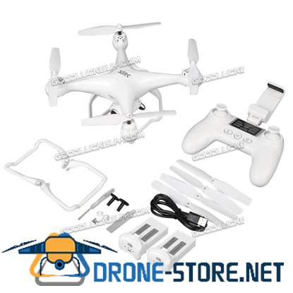 SJ R/C S20W 1080PGPS FPV 1080P HD Camera Altitude Hold Drone w/ Two Batteries