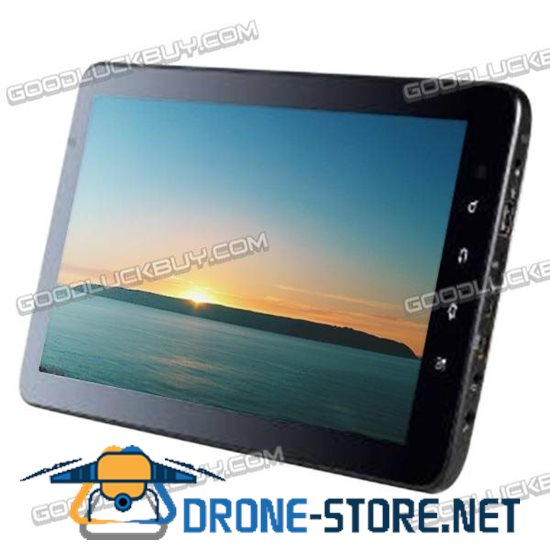 10.1 inch Google Android 4.0 Amlogic ARM Cortex A9 1.2GHz Tablet PC Support 1080P Video-4G