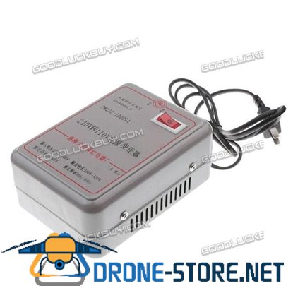 1000w 1KVA Step Down Voltage Converter Transformer 220v-240V to 110v-120V