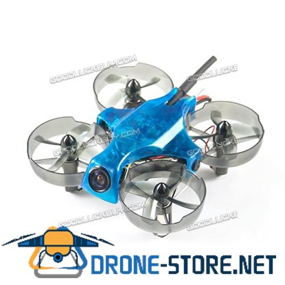 X-Racer X-1 Micro FPV Drone Quadcopter BNF Combo w/ Camera and 5.8G VTX Blue