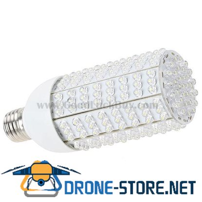 E27 224 LED Warm White Light Bulb Spotlight Lamp 220V