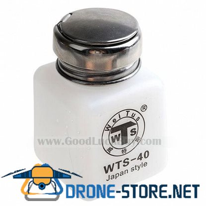 100ml Mini Alcohol and Liquid Container Bottle