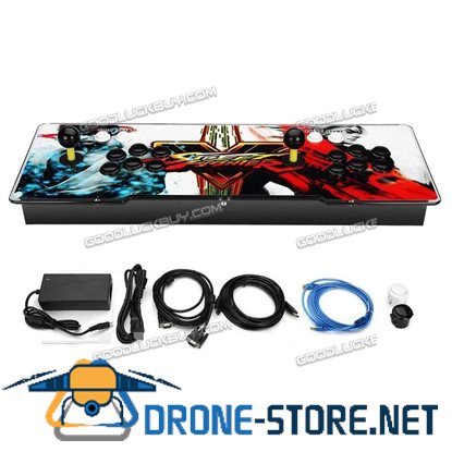 2177 In 1 Game Pandora's Box 7s HDMI Multiplayer Arcade Console Home Video Games