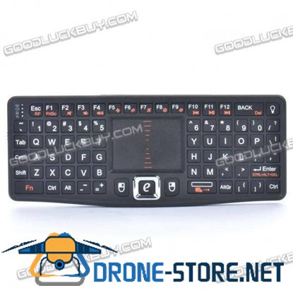 Rii RT-MWK03 Mini 2.4ghz Wireless Keyboard With Mouse Touchpad