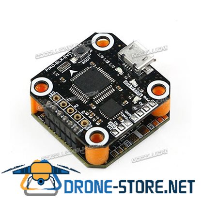 KINGKONG Mini F3 Flight Controller F3 Flying Tower BLheliS 10A 4in1 ESC for FPV Drone