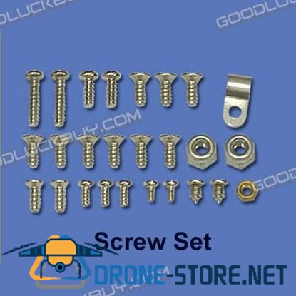 Walkera V120D05 Parts HM-V120D05-Z-21 Screw Set