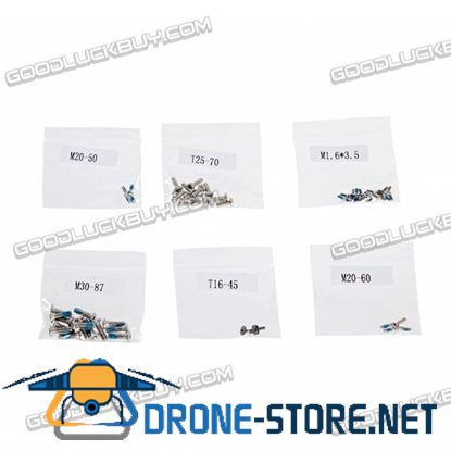 DJI Phantom 4 Professional 4K Advanced FHD Screw Set Spare Part