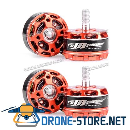 RCINPOWER GTS2205 2350KV CW&CCW Brushless Motor for RC Racing Quadcopter Drones 4pcs