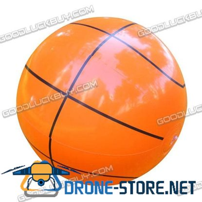 "12.5"" Inflatable Toy Beach Ball Inflate Pool Happy Basketball"