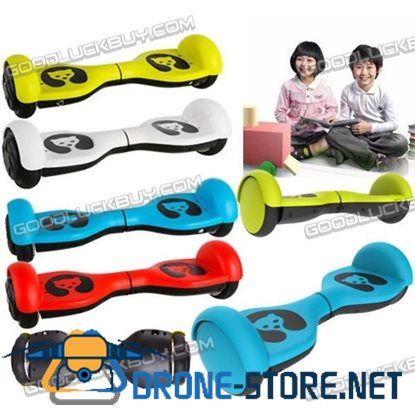 "4.5"" Children Mini Smart Self Balancing 2 Wheels Electric Unicycle Scooter Board Hover"