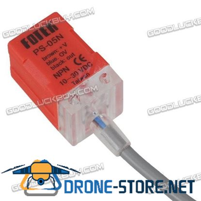 Fotek Proximity Sensor PS-05N 5mm NPN out DC10-30V