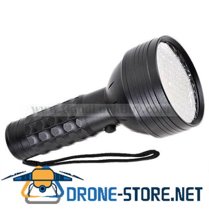 109 LEDs Flashlight Grey