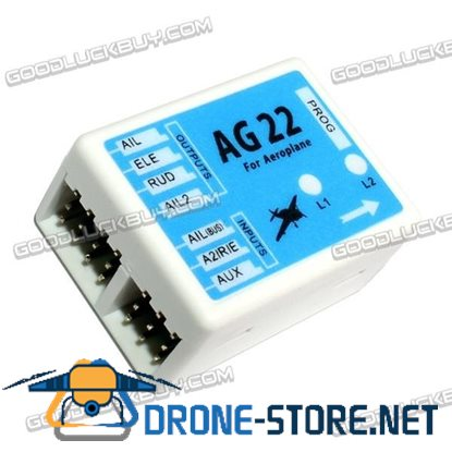 AG22 Flight Controller for FPV Airplane Fixed-Wing 1 Pcs