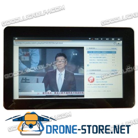TR-110 Android 2.3 WIFI VC882 10.1 inch 1Ghz GPS Touch Screen Tablet PC-4G