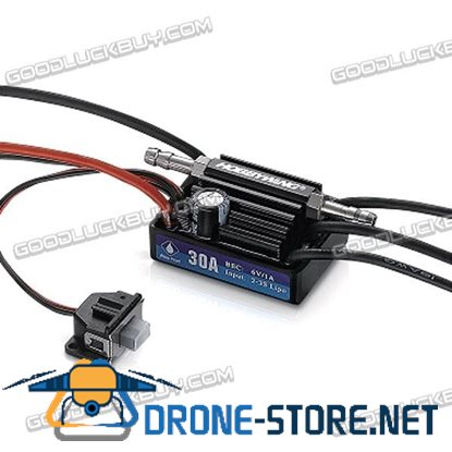 Hobbywing Seaking 30A V3 Electronic Speed Controller ESC for RC Boats