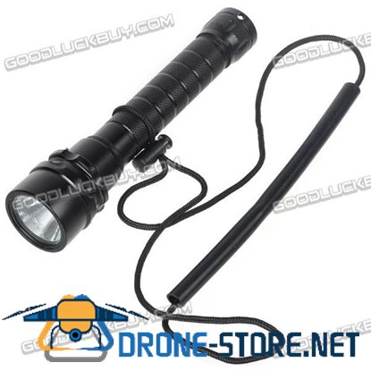 KinFire K200z-T6 5 Mode Torch Cree XM-L T6 LED Flashlight 900lm Flux 200M Waterproof