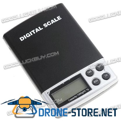 2000g 0.1g Mini LCD Display Digtal Pocket Electronic Scale