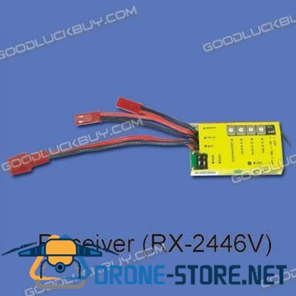 Walkera V370D01 Parts HM-V370D01-Z-13 Receiver(Rx2447V)