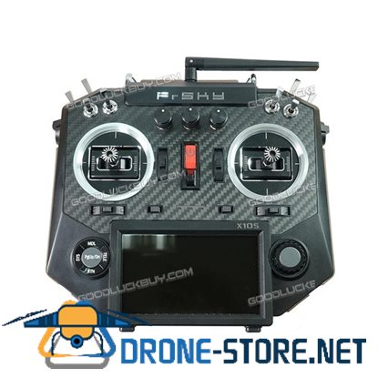 Frsky Horus X10S Transmitter Built-in IXJT Module 2.4G 16CH Remote Control for Drone