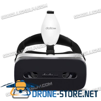 Dlodlo Glass H1 3D VR Virtual Reality Headset Built-in 9-axis Sensor For Android