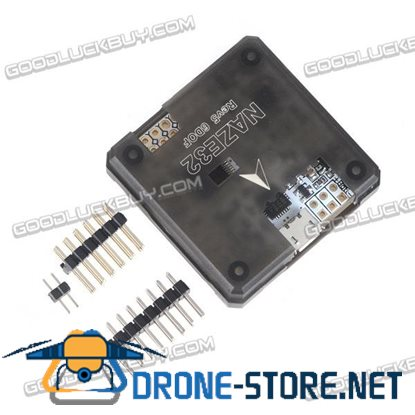 Acro Afro Naze32 Rev5 NAZER 32 6DOF Flight Controller RC with Case for FPV