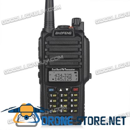 Baofeng GT-3WP V/UHF FM Ham Waterproof Dustproof IP67 Two-way Radio Talkie Walkie
