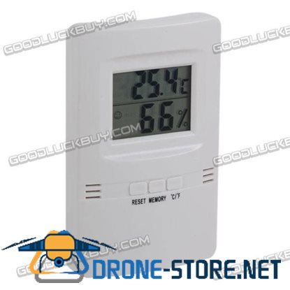 XH-809 Digital Thermometer and Hygrometer