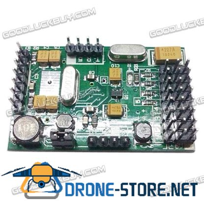 U2 FPV Multifunction Flight Controller for Fix-wing Airplane w/OSD Display