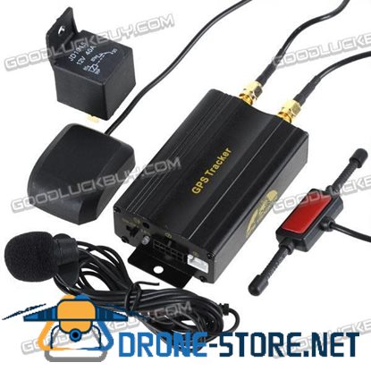 Car GPS Tracker Real Time Vehicle GPS/SMS/GPRS Tracking System