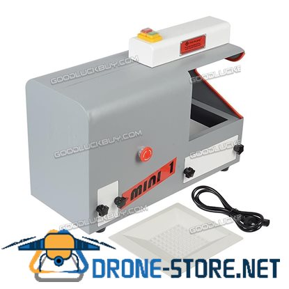 Powerful Table Top Polishing Buffing Motor Machine Dust Collector