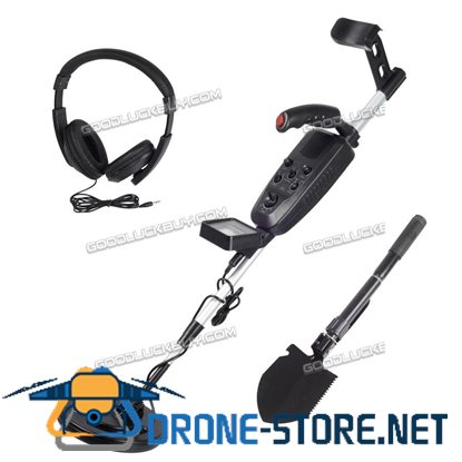 MD2005 Metal Detector Waterproof Underground Jewelry Hunting Treasure Search