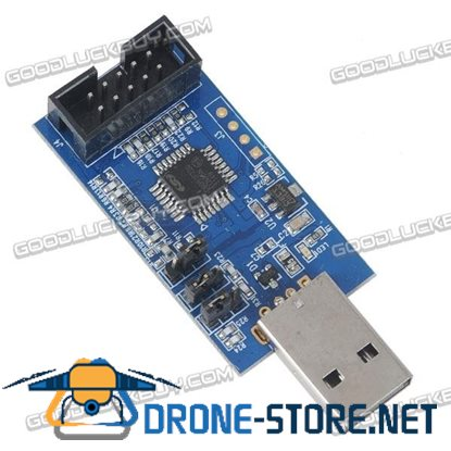 USB to UART I2C SPI 3 in 1 Adapter Board with Remote Upgrade