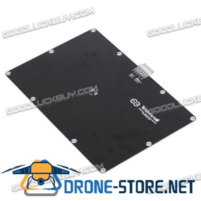 3D Printing Printer Black PCB Heating Bed Heat Board Makerb/Reprap Printer