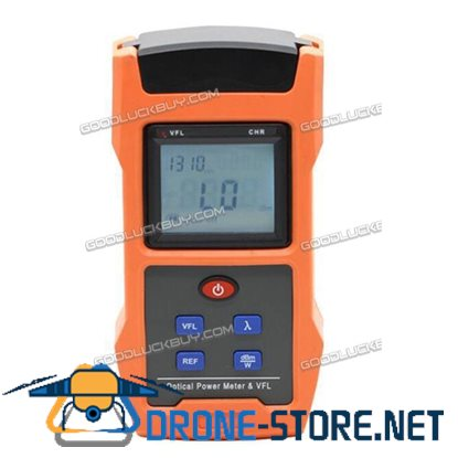20mw TL563 650nm VFL Visual Fault Locator Optical Power Meter USB