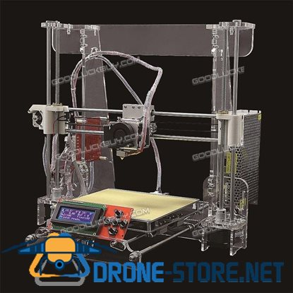 3D Printer DIY Kit Anet-A8-T Filament Support Secure Digital Memory Card