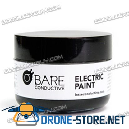 BARECONDUCTIVE Electric Paint Jar Conductive Ink 50mL for Electric Paint Pen