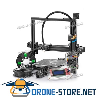 20*20CM TEVO Tarantula I3 3D Printer Kit + Large Bed