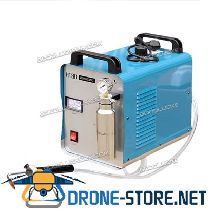 H180 Oxy-Hydrogen Generator Acrylic Flame Polishing Machine Water Welder 95L