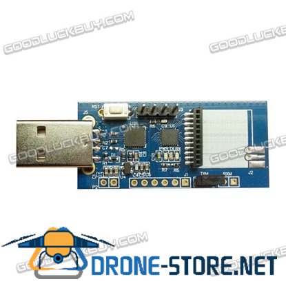 Test Board Develop Tool for AX5043 Wireless Transmission Module