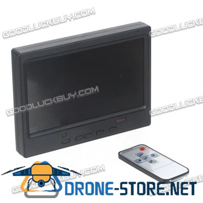 7 inch HD Display 800*480 HDMI Input for pcduino Mini Computer with Remote Controller