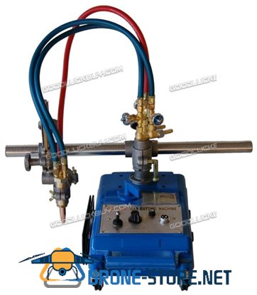 CG-30 GAS CUTTING MACHINE TORCH TRACK BURNER CUTTER