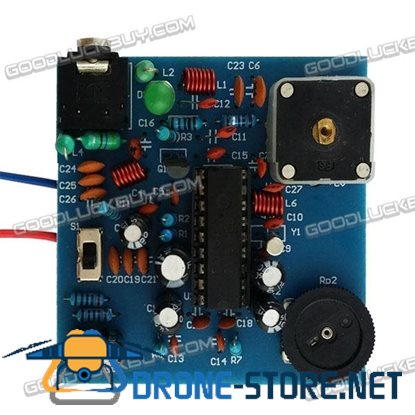 BA1404 FM Stereo Transmit Module Transmitter Unassembled Kit for DIY Education
