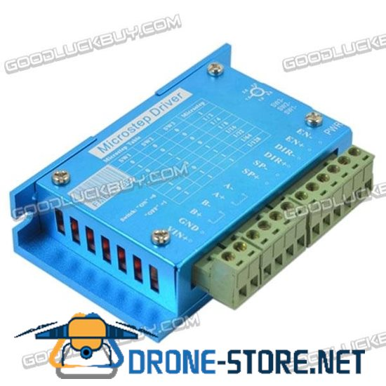 FMD2725B Single Axis 2-phase STK682 Stepper Motor Driver 2.5A 128 Subdivision
