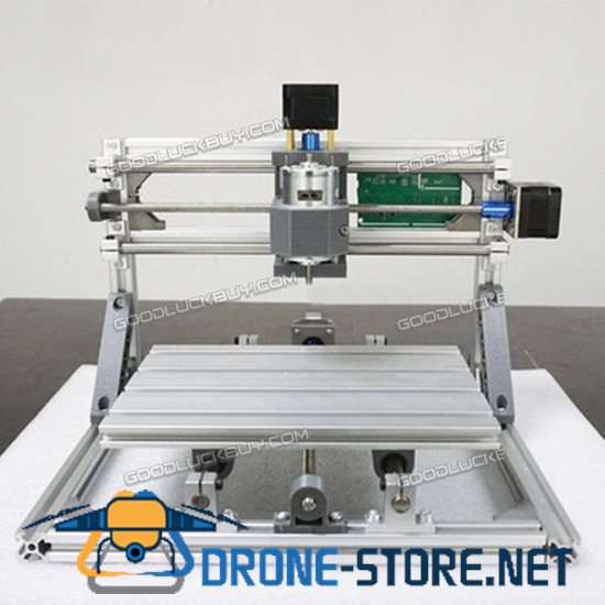 24*18*4CM CNC 2418 3 Axis PCB Milling Carving Engraving Machine