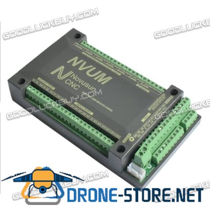 3-Axis Controller USBMACH3 Interface Board Card CNC 200KHz for Stepper Motor NVUM3/NVUM4/NVUM5/NVUM6