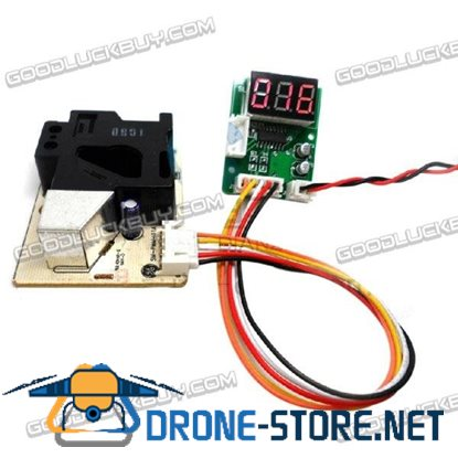 SM-PWM-01A PM2.5 Dust Sensor Module Analysis Module RS232 Output
