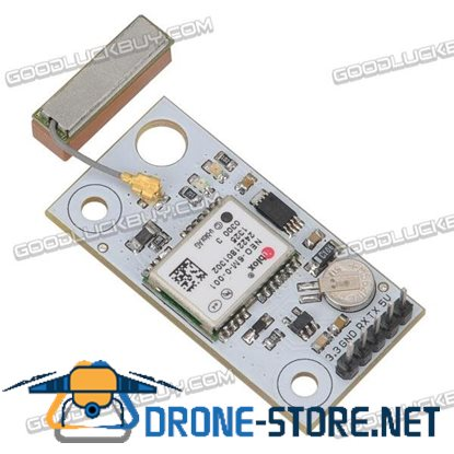 Ublox Neo-6M Flight Controller GPS Module with Ceramic Antenna & Memory