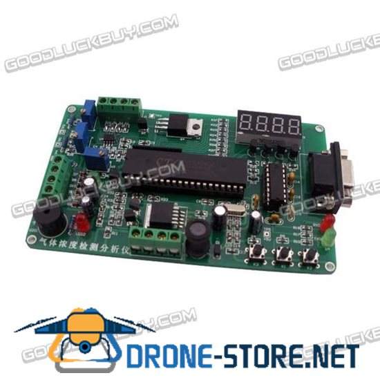 Gas Methane Concentration Detection & Analyze Module Unassembled Kit for DIY Test