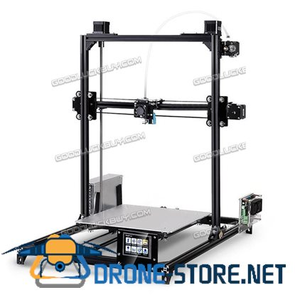New 30*30*42CM FLSUN Plus T Touch Screen DIY 3D Printer Kit